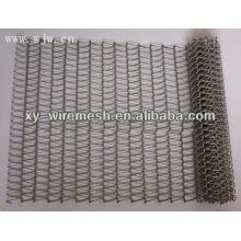 La correa transportadora caliente del acoplamiento de alambre de acero inoxidable de la venta 2013 con ISO9001 probó (fábrica)