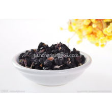 Wild black goji berries black wolfberry