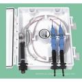 Caja de Terminales de Fibra Óptica (1 splitte 2)