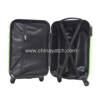 3 Piece Luggage Set Lightweight ABS Spinner Suitcase