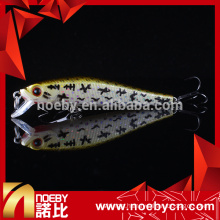 NBL9263 52mm minnow hard fishing lure floating bait
