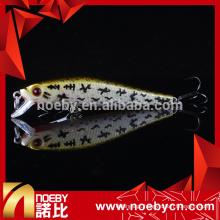 NBL9263 52mm minnow isca de pesca pesada isca flutuante