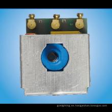 interruptor de atenuación de lámpara de mesa led