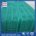 PVC-beschichtete Drahtzäune