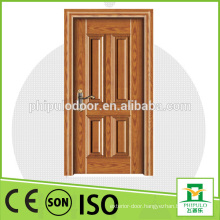 low price interior solid wooden doors