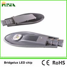 Réverbère de la puce 80W / 100W LED de Bridgelux avec 5 ans de garantie
