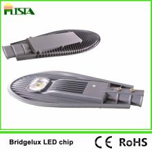 Luz de rua do diodo emissor de luz da microplaqueta 80W / 100W de Bridgelux com 5 anos de garantia