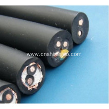 6.35/11kV XLPE insulation steel wire armor UV resistant HDPE Red sheath mining cable
