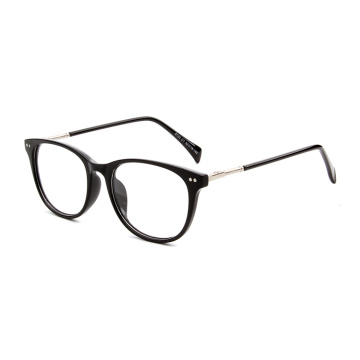 Fashion Round Eyewear Frame Eyeglasses Optical Frame Clear Lens Glasses