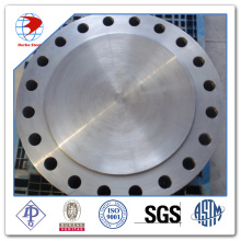 SCH160 cs flange solda pescoço classe 1500 rtj ASTM A694-F60