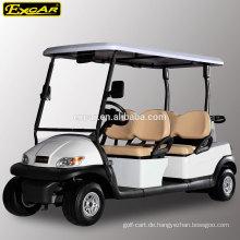 elektrischer 4-Sitzer-Golfwagen