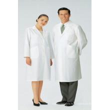 Largeur étroite Polyester65% / Coton35% Tissu uniforme médical