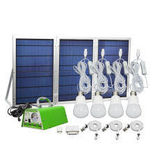 High Efficiency Portable 30w Solar Power System