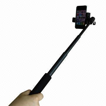 Extendable Handheld Selfie Stick for Camera, iPhone and Galaxy