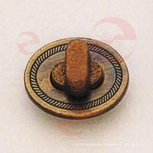 Cerradura ovalada para bolsa de cuero (P12-231A)
