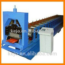Concrete decking sheet galvanized corrugated floor deck roll forming machine