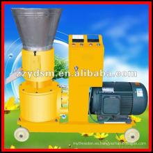 2012 máquina popular de la fabricación de la pelotilla de la biomasa 15kw