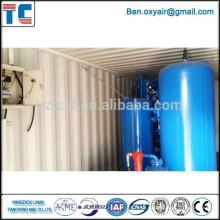 Planta de producción de oxígeno con excelente servicio post-venta