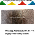 Antique Copper Hammer texture vein finish powder coating