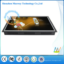 señalización digital de 32 pulgadas HD abrir pantallas de publicidad del marco