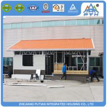 ISO, сертификат CE Китай подгонянный 1 спальня prefab дом