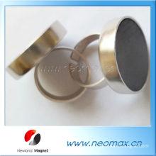 Ferrite ring pot magnets for industrial magnet