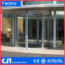 Curved Glass Door Automation Sliding