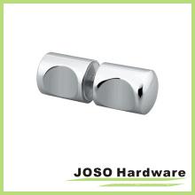 Душевой шкаф Хромированная ручка дверной ручки (DKB09)