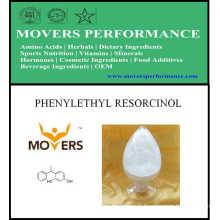 Ingrédient cosmétique pour blanchiment de la peau: Phyldyléthyle résorcinol