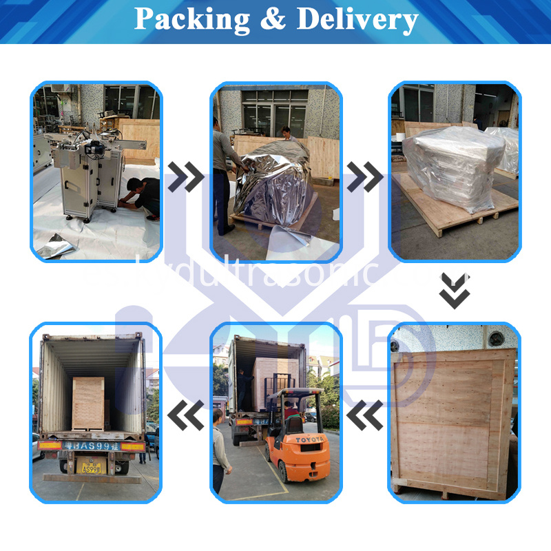 Packing Delivery
