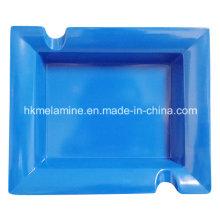 Recrangle en forma de cenicero de melamina (AT062)
