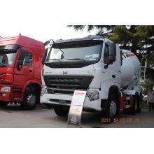 Sinotruk 6x4 371HP HOWO Concrete Mixer Truck (9cube)