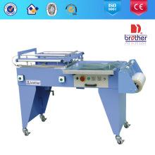 Máquina de sellado y corte neumática de barra en L El tipo español Bla6040