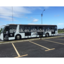 13.8M 120 person loading electric airport shuttle buses /ferry bus / Ferry Coach /airport passenger transport bus/ airport bus