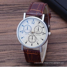 Geneva Chic Watch Independent Small Seconds Disc Waterproof Strap Classical Smart Wristwatch