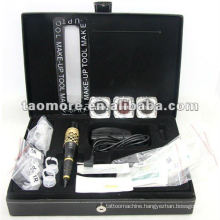 Permanent Feature and Tattoo Gun Type permanent make up machine