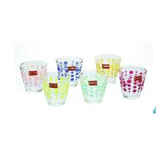 Copo de vidro da água potável para copos de chá Kb-Jh06209