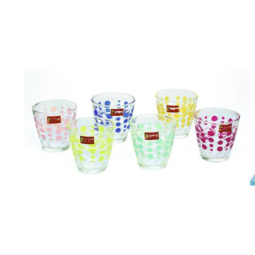 Copa de vidrio de agua potable para cristales de té Kb-Jh06209