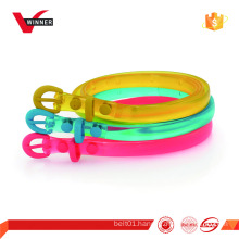 Candy Colors Kids Rubber Belts