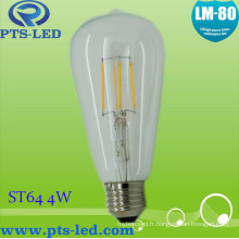 St64 4W Dimmable Filament ampoule
