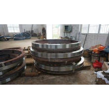 42CrMo Alloy Steel Heavy Steel Forged Gasket Ring For Defen