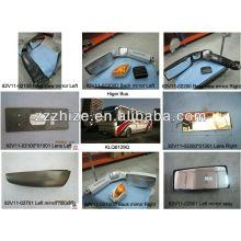 ônibus e ônibus espelhos para yutong higer