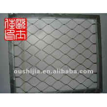 cable protection mesh&zoo enclosure wire mesh&animal netting