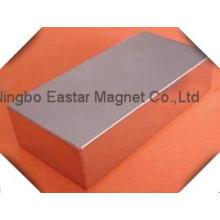 Tamaño grande bloque de NdFeB imán/Permanet Magnet