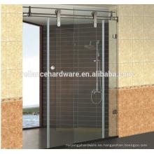 Sistema de ajuste de cristal de la puerta del gabinete de cristal de 180 grados con precio razonable