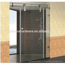 Système d'ajustement de porte en verre de Cabinet de verre de 180 degrés avec le prix raisonnable