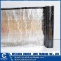 for basement aluminum foil self adhesive bitumen waterproof sheet