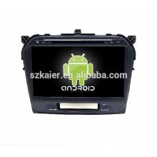 мультимедийная Система автомобиля,DVD,радио,Bluetooth,поддержкой 3G/4г беспроводной интернет,МЖК,БД,док,зеркал-соединение,телевидение для Сузуки Витара