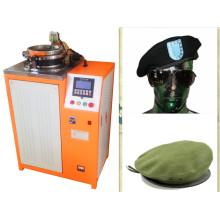 Máquina de confecção de malhas do tampão do exército