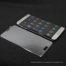 Protecteur d'écran pour téléphone mobile pour Samsung S6 Edge